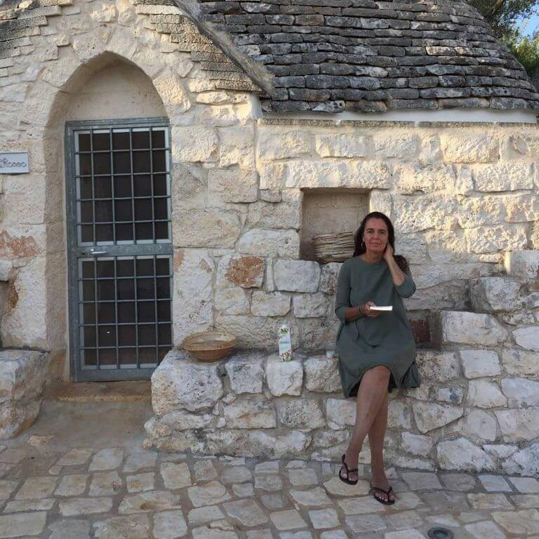 Dreaming of a B&B in an Italian trullo