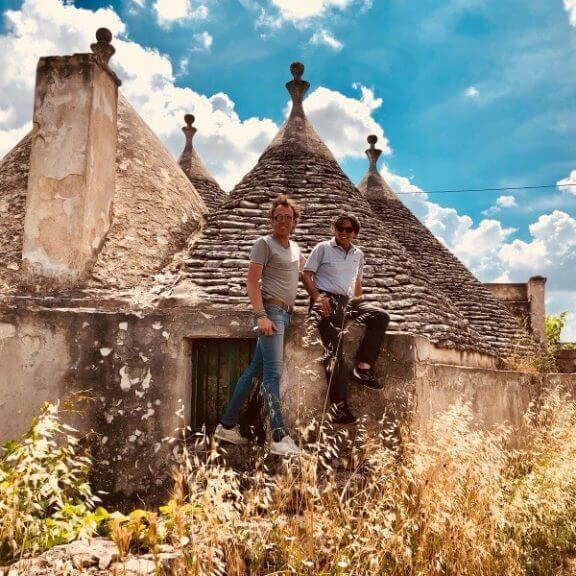 We hakken de knoop door over een trullo in Puglia