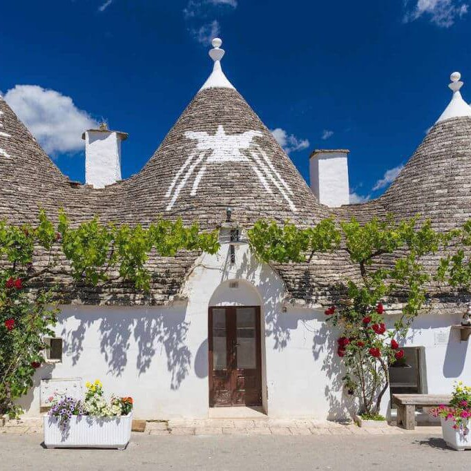We underestimate the renovation of our trullo
