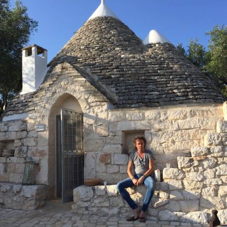 On a trulli quest with the Italian Max Verstappen